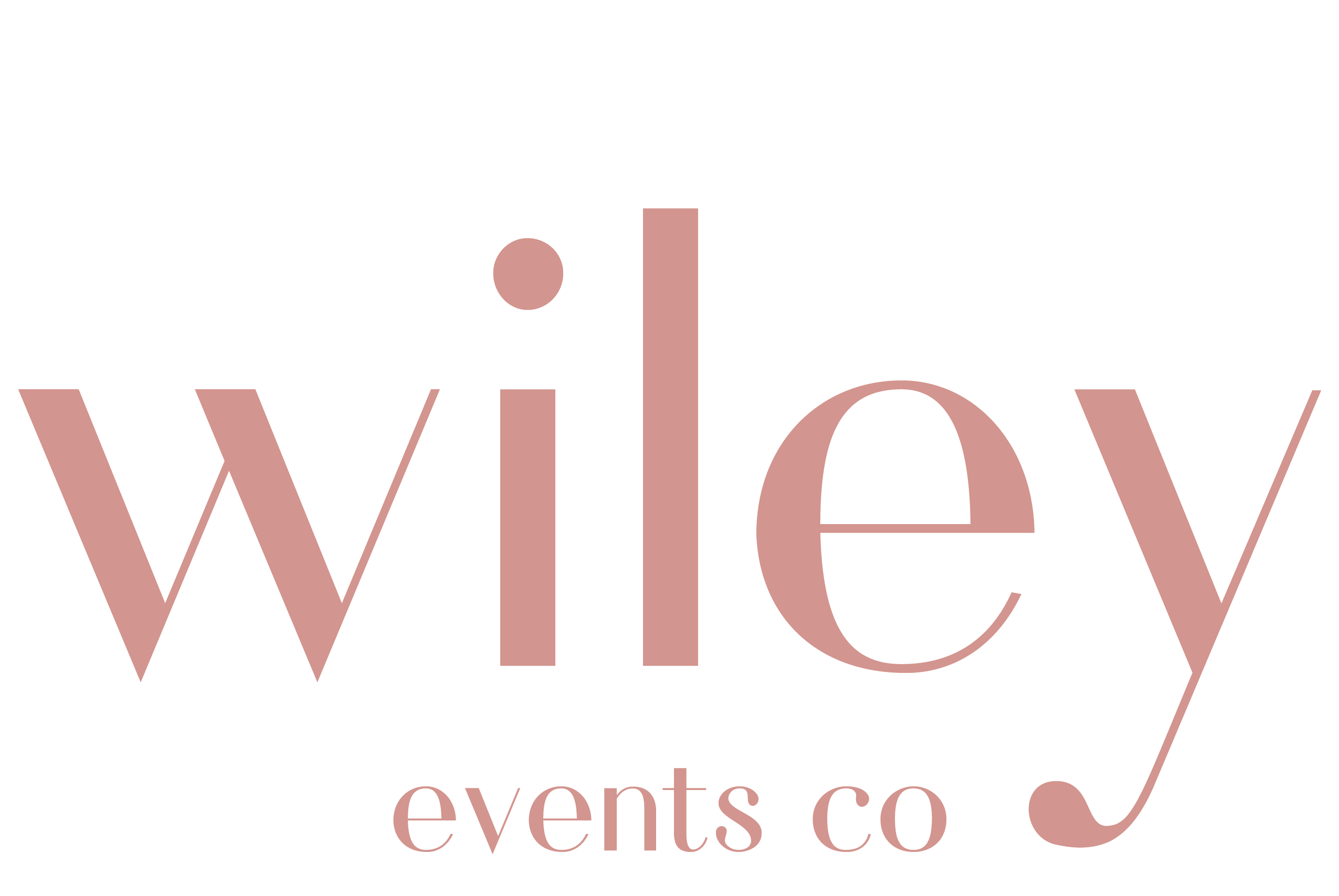 Wiley Events Co Logo