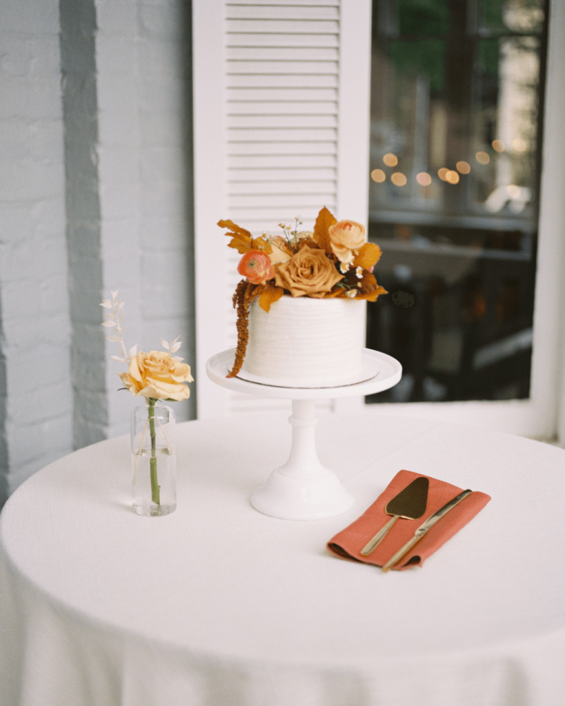 Corrie-and-Kevins-Fall-McAlister-Leftwich-House-Wedding-Kelsey-Nelson-Photography-Cake